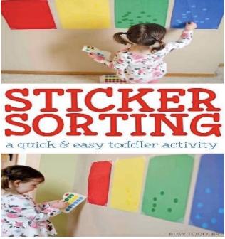 Stickersorting